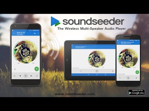video review of SoundSeeder