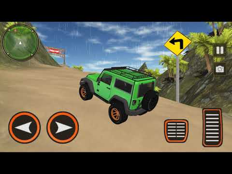 Offroad Jeep Driving & Racing stunts | best game for android
