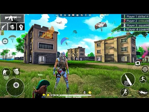 Suicide Squad Free Fire Team Shooter 2021 - walkthrough gameplay. #2