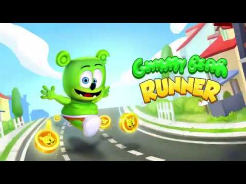 video review of Gummy Bear Run