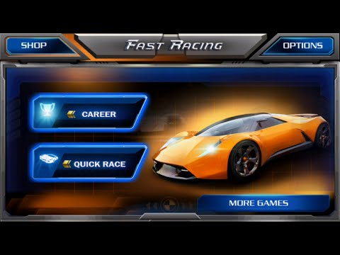 Fast Racing 3D - Android Gameplay HD