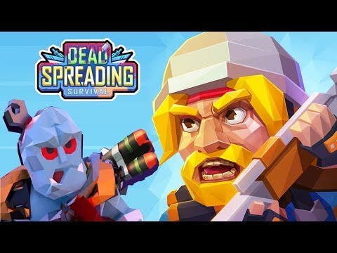 Dead Spreading : Survival - Android Gameplay (By Potting Mob)