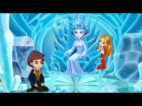Fairy Tales - Children's Books, Stories and Games - The Snow Queen