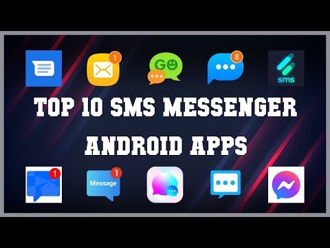 Top 10 SMS Messenger Android App | Review