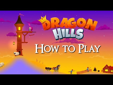 How to Play Dragon Hills Gameplay Tutorial - Android/iOS