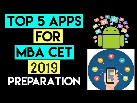 MBA CET 2019 - Top 5 Apps of Preparation. MBA CET Syllabus. MBA CET 2019 Preparation Guide. DTE MBA
