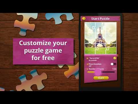 video review of Jigsaw Puzzles Real