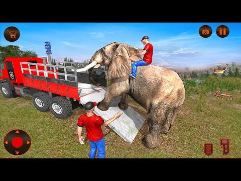 Wild Animals Transport Simulator - Android Gameplay - Games for Android