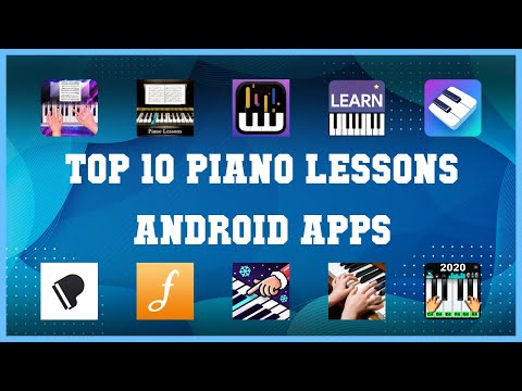 Top 10 Piano Lessons Android App | Review