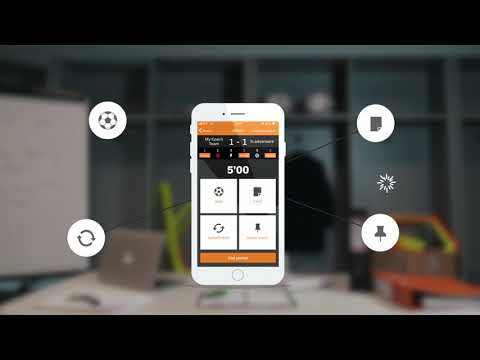 My Coach Football - The digital assistant for football coaches