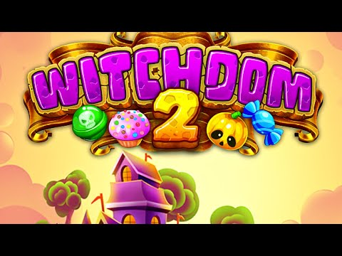 Witchdom 2 - Halloween Games & Witch Games (Gameplay Android)