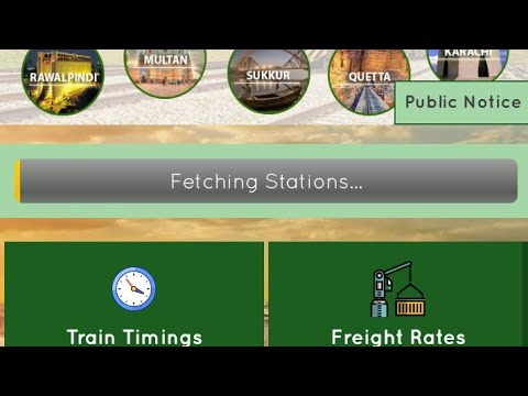 Pak Rail App Not Working Then How to book Pak Rail ticket when Pak Rail app not warking