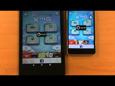 video review of Matching King