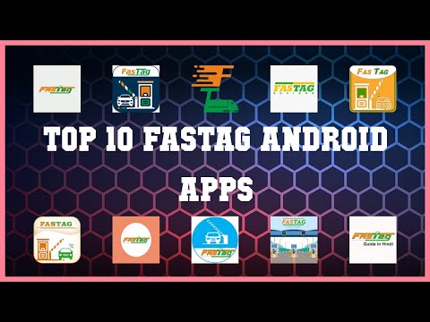 Top 10 FASTag Android App | Review