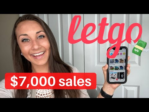 LETGO APP REVIEW | $7K In Sales | My Reselling Experience
