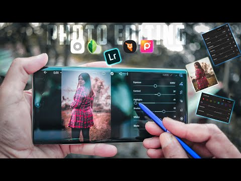 Top 5 Professional PHOTO EDITING Apps For Android | By TubeTech 🔥