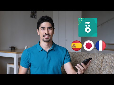 Call Native Speakers Right Now! Lingbe App Review in Spanish, Japanese and French (2020) - BigBong