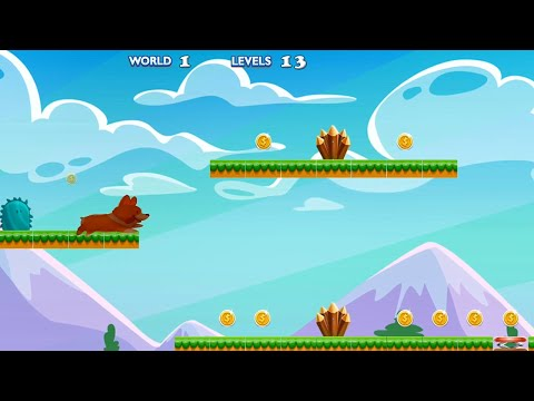 Adventuring with these puppies pals | Games for Kids | Puppy dog Run World PaLs [GAMEPLAY]