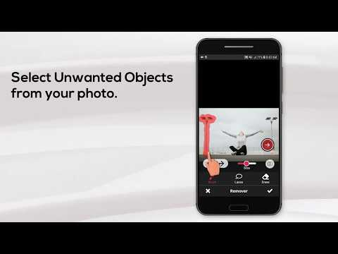 video review of Object Remover