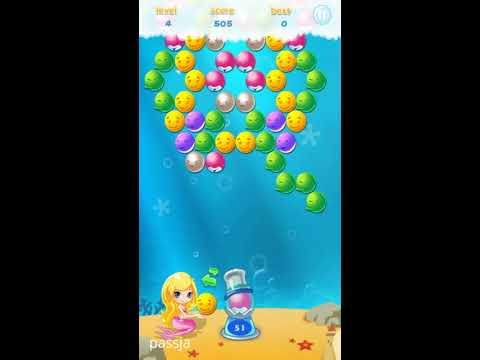 Review Game Bubble Fish Fun! Gameplay Android