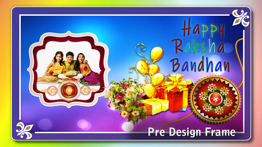 Rakhi Photo Frame 2020 captura de pantalla 2
