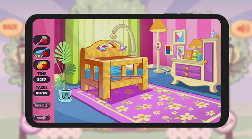 Baby Doll House Cleaning screenshot 3