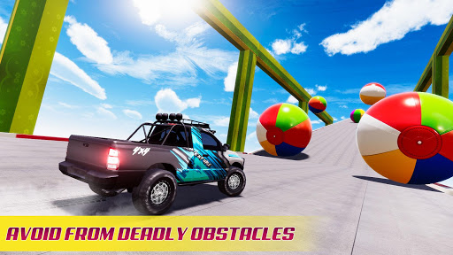 Mega Ramp Car Racing Stunts 3D screenshot 13