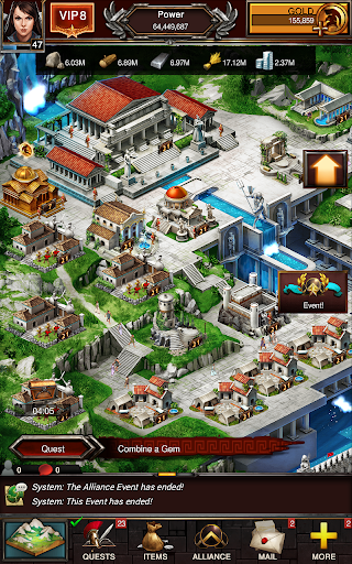 Game of War - Fire Age screenshot 18