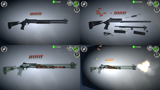 Weapon stripping screenshot 2