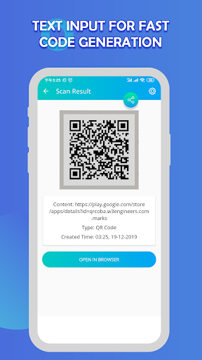 Free QR Code Reader screenshot 2