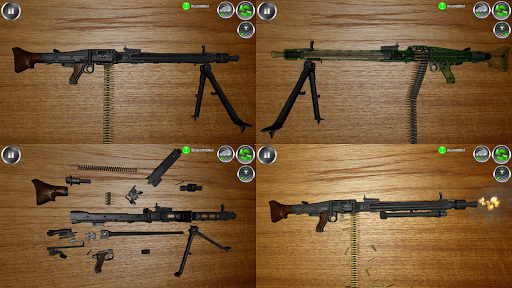 Weapon stripping screenshot 20