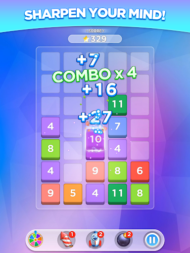 Merge Number Puzzle screenshot 7