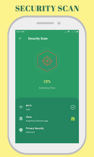 Ssafe Security screenshot 1