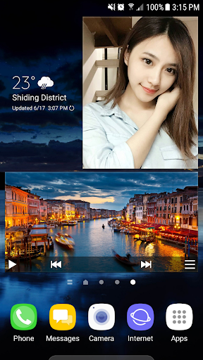 Animated Photo Widget screenshot 2