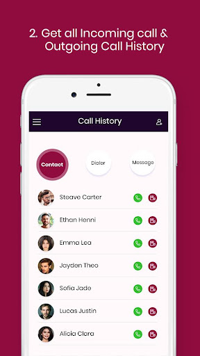Call history Of Any Number screenshot 2