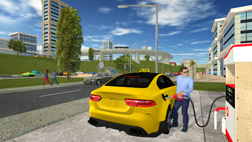 Taxi Game 2 screenshot 2