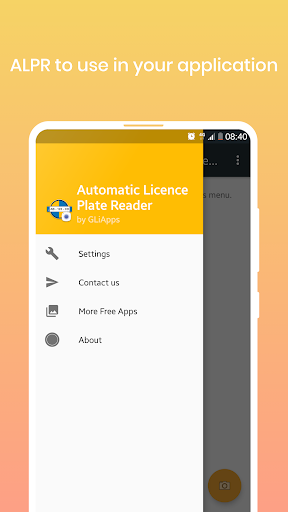 Automatic Licence Plate Recognition Feature screenshot 1