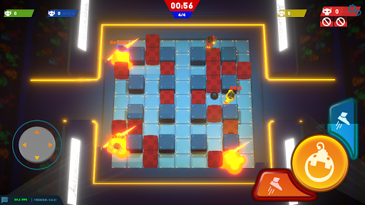 Bomb Bots Arena screenshot 2
