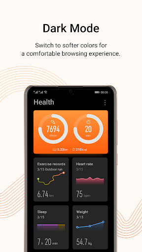 Huawei Health screenshot 3