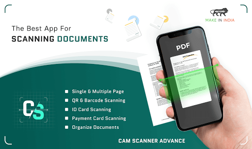 CamScanner -Document Scanner & PDF Creator screenshot 1