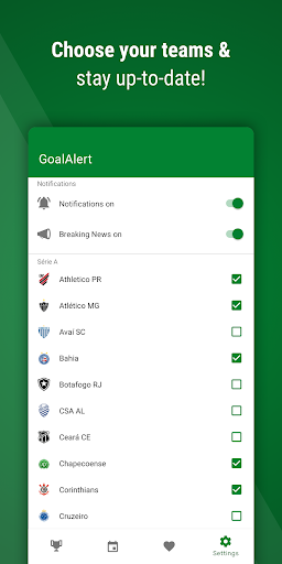 GoalAlert screenshot 8