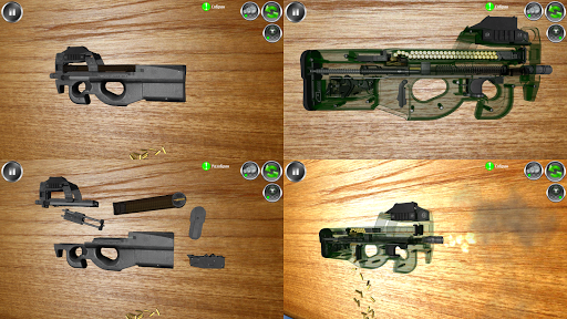 Weapon stripping screenshot 22