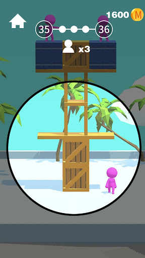 Pocket Sniper! screenshot 2