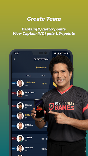 Paytm First Games screenshot 3