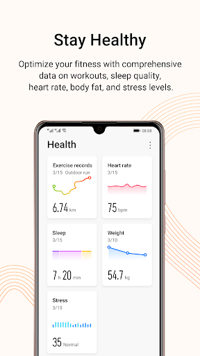 Huawei Health screenshot 4