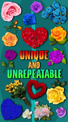 WAstickerApps Flowers and Roses Stickers screenshot 2