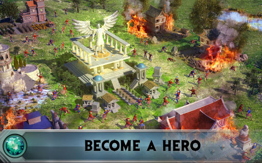 Game of War - Fire Age screenshot 5