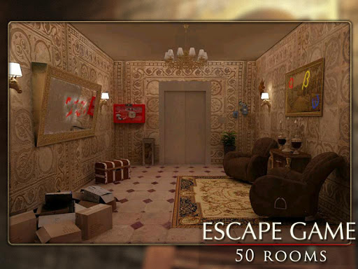 Escape game : 50 rooms 1 screenshot 10
