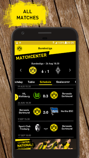 Borussia Dortmund screenshot 5