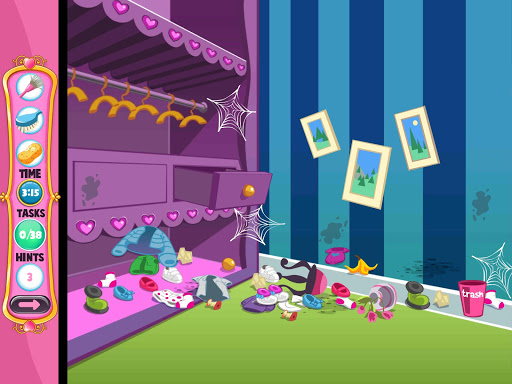 Dolly The House Cleaner Game screenshot 5